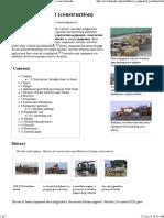 Heavy Equipment (Construction) - Wikipedia, The Free Encyclopedia