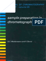 [Kiemnghiemthuoc.com] Sample Preparation in Chromatography