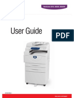 Xerox Workcentre 5016&5020 User Manual