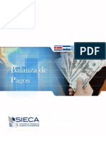 balanza de pagos centroamérica