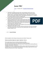 Patofisiologi Kasus TB