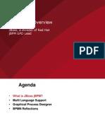 JBoss jBPM Overview