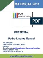 Plm - Curso de Actualizacion Fiscal 2011