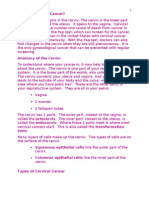 Cervical Cancer - Pt. Info Final