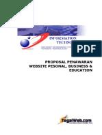 Proposal Web