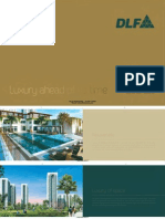 DLF the Primus, Secrot-82a, Gurgaon -- Shivani Estates India