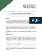 2-Medicine- IJMPS - - Synthesis - Vishnu P. Sondhiya - Dual - IJAPBCR - Unpaid