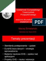 PKP Goleniów 2012 sessja otwarcia