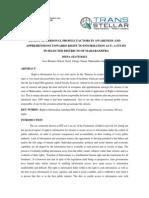 2-Poli Sci - IJPSLIR - EFFECT - Depa Chatterjee