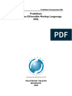 Praktikum XML