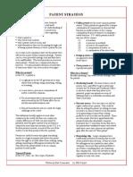 Patent Strategy 030726