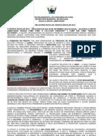 Relatorio Do Desfile Escolar 2012
