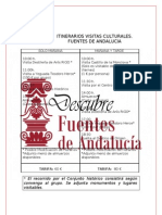 ITINERARIOS VISITAS CULTURALES
