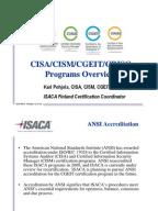 Cism review manual