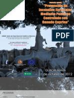 Programa jornada prevención incendios mediante pastoreo