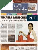 Micaela Larisch - Diário de Notícias