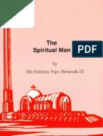 Spritual Man