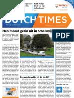 Dutch Times 20121022