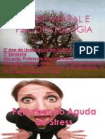 Apresentação Final Psicopatologia