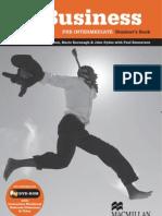 The Business Pre Intermediate Unit 1 Students Book
