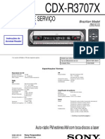 CDXR3707X Service Manual