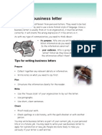 c11 Businessletter Generic