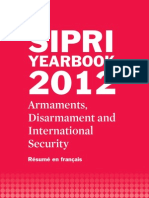 SIPRI Yearbook 2012