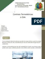 Centrais Termeletricas a Gas