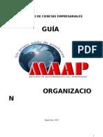 MAAP ORGANIZACION