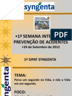 Syngenta Sipat 2012 Comportamento