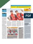 Columna sobre victoria de Fuchs en WRC Italia
