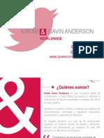 Presentación Social Media Kreab Gavin Anderson