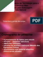 Desenvolvimento de Tecnologia para a Produção de Cilindros