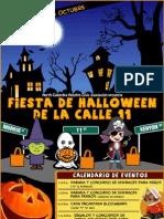 HalloweenPoster Spanish