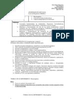 UNIDAD 2 Bioenergetica