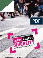4. Bundesfachkongress Interkultur (24.-26.10.2012) - Programmheft