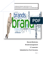 Brand Attributes with an exmple