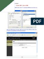 Scan to SMB Setting Olivetti 18mf