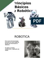 Principios de Robotica