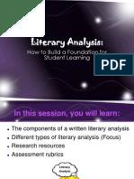 Literary Analysis Final Version