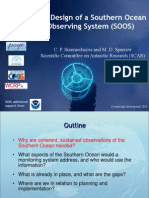 Southern Ocean Observing System CP Summerhayes