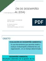 ISO 14031 (1) - Evaluación de Desempeño Ambiental. Norma Técnica Colombiana