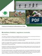 Montañismo andaluz