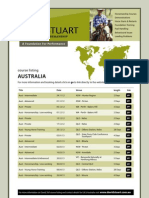 DS Course List Aust