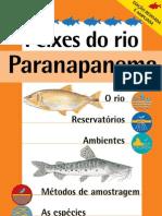 GUIA PEIXES Do Rio Paranapanema