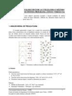 Exemplos de análises dinâmicas com Ansys