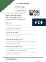 Geek Charming_video Worksheet