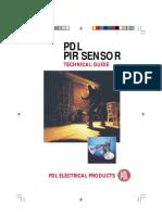 Pir Sensors Technical Booklet