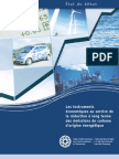 Les instruments économiques au service de la réduction à long terme des émissions de carbone d'origine énergétique