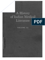 A History of Indian Medical Literature Vol 1A Text - G Jan Meulenbeld